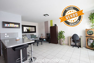 SEPTEME Village, Appartement rez-de-jardin, 65 m²